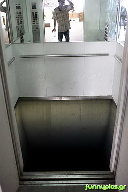 Πάτωμα Ασανσέρ