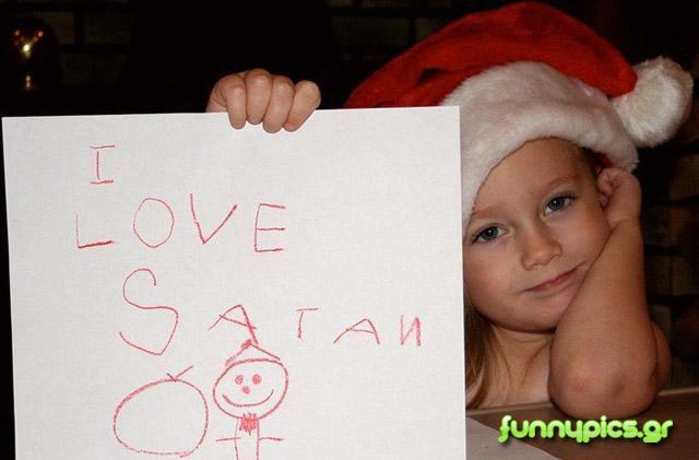 I Love Satan