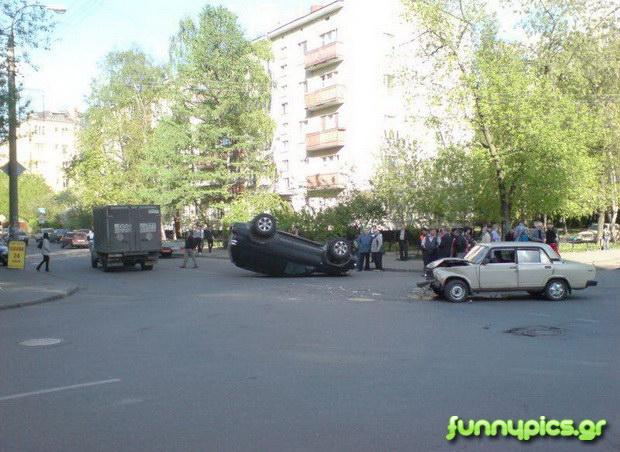 Lada Εναντίον Land Cruiser
