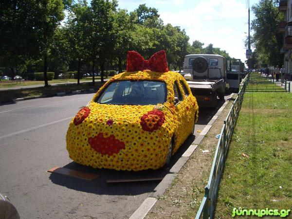 Λουλουδάμαξο