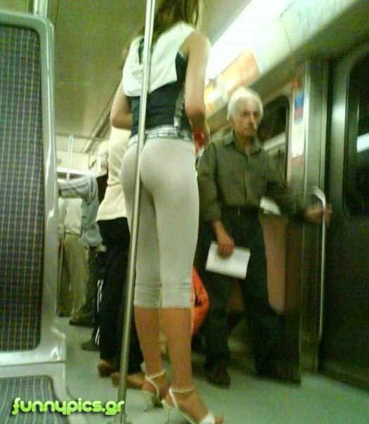 Πώς Να Κρατιέστε Στο Μετρό