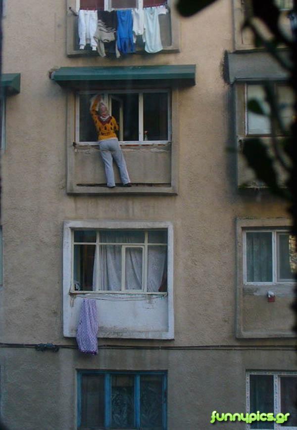 Ριψοκίνδυνη Νοικοκυρά