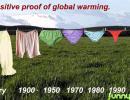 Απόδειξη Της Παγκόσμιας Θέρμανσης